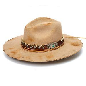 Stampede Felt Rancher Hat | Foxtail